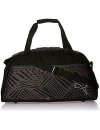 Bolsa de deporte PUMA Echo Sports Bag, Negro, 54 x 23 x 27 cm, 35 Liter, 073792 01