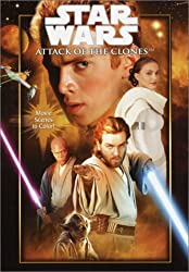 Attack of the Clones Movie Scenes to Color (Super Coloring Book)