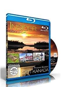 Insider: Kanada - Provinz Quebec [Blu-ray]