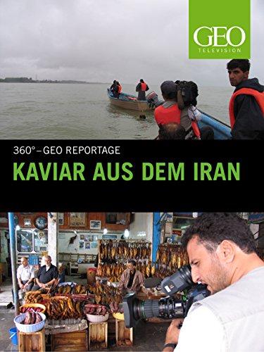 Kaviar aus dem Iran