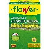 Flower10562 Rasendünger Elite Suprem, Mikrogranulat, 4kg