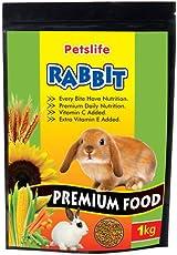Petslife Rabbit Premium Food, 1 kg