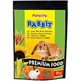 Petslife Rabbit Premium Food, 1 kg
