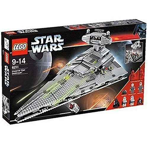 LEGO Star Wars 6211 - Imperial Star Destroyer Star Wars Lego Star Destroyer