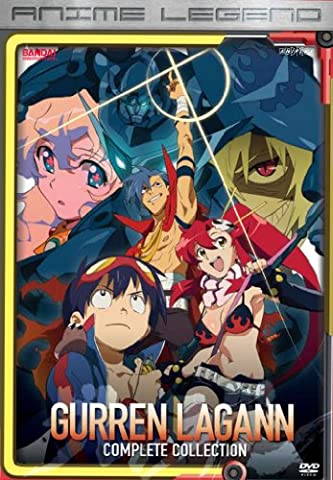Gurren Lagann TV Series: Complete Collection Anime [DVD] [2008] [Region 1] [US Import] [NTSC]
