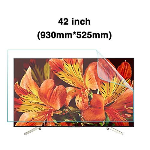 42-Zoll-Anti-Blu-Ray-TV-Bildschirmschutz/Blendschutz/Kratzschutz/Augenermüdung Lindern, Für Sharp, Sony, Samsung, Hisense, LG,B