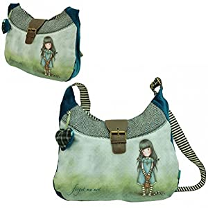 Gorjuss Forget Me Not Slouch Bag de Gorjuss