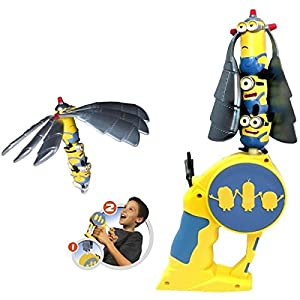 FIGURA MINIONS VOLADOR FLYING 6