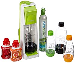 sodastream, Kunststoff, Gr&ampuumln, normal