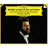 Brahms:Chorus and Orchestra