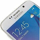 3Q Funda Samsung Galaxy S6 Carcasa Novedad Mayo 2016 Diseño Suizo Funda Galaxy S6 Transparente Claro