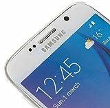 3Q Cover Samsung Galaxy S6 Custodia Novit… maggio 2016 Design Svizzero Trasparente eClear