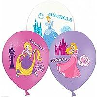 Disney Princess Amscan International 28 cm Colour Latex Balloons