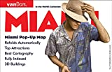 Miami Pop-Up Map by Vandam
