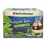 Bad Heilbrunner Mate Tee Grün (15 Beutel, Packung)