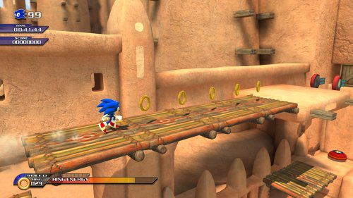 Image of Sonic Unleashed (PS3)