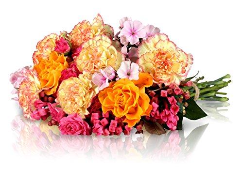 MIFLORA Blumenstrauß Frühlingsgruß, Entworfen von der Europameisterin