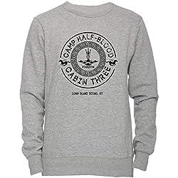 Sweater Sudadera Unisex - Camp Half-Blood Cabin Three
