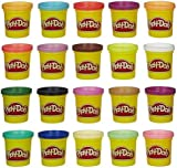 Hasbro Play-Doh Super Colour, Multi-Coloured, Pack of 20