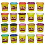 Hasbro A7924 Play-Doh Super Color Pack, Multi Color