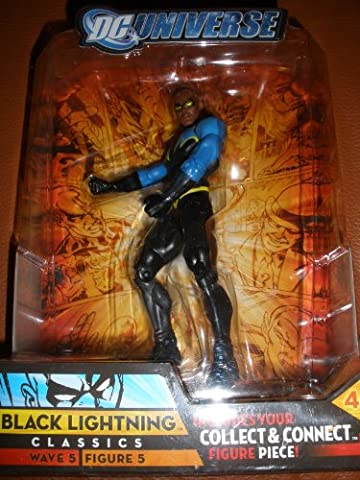 DC Universe Classics Wave 5 Black Lightning Figure