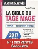 La bible du Tage Mage by Franck Attelan (2016-08-16) - Studyrama - 16/08/2016