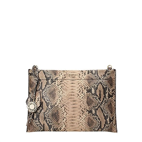 Scervino Street SCBPU0000172 Pochettes Donna Ecopelle Taupe Combo Taupe Combo TU