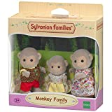 'Sylvanian Families - Monkey Family Set