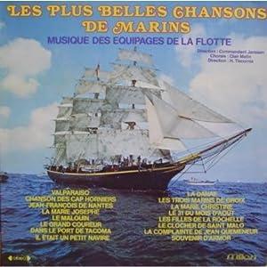 les plus belles chansons de marins (33 tours)