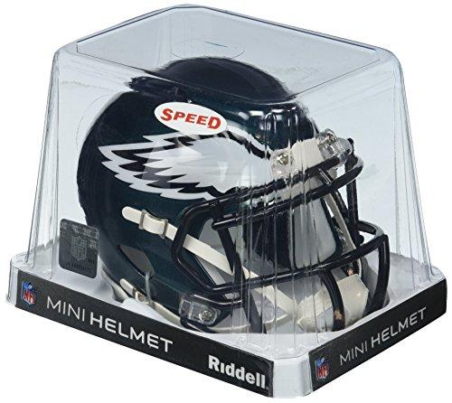 7816ad8c260 Riddell Philadelphia Eagles NFL Replica Speed Mini Football Helmet