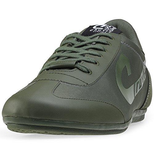 Uomo scarpa sportiva, color Verde , marca CRUYFF, modelo Uomo Scarpa Sportiva CRUYFF VANENBURG X-LITE Verde
