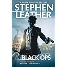 Black Ops (The Spider Shepherd Thrillers Book 12)