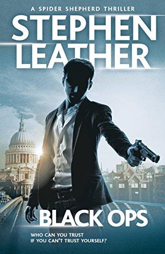 Black Ops (Dan Shepherd series) by Stephen Leather
