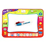 Finejo Magnetic Educational Drawing Board Sketch Pad Doodle Writing Craft Art for Children Kids