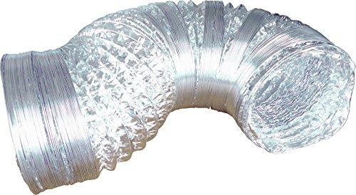 Flexibler Luftschlauch (Flexibler Aluminiumschlauch Länge 7 m, Ø 25 cm)