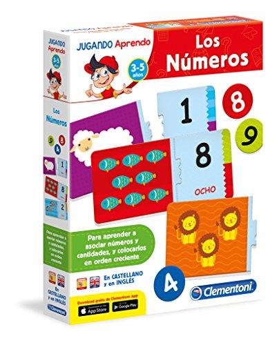 Clementoni - Los números