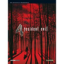 Resident Evil 4 (Lösungsbuch PS2)