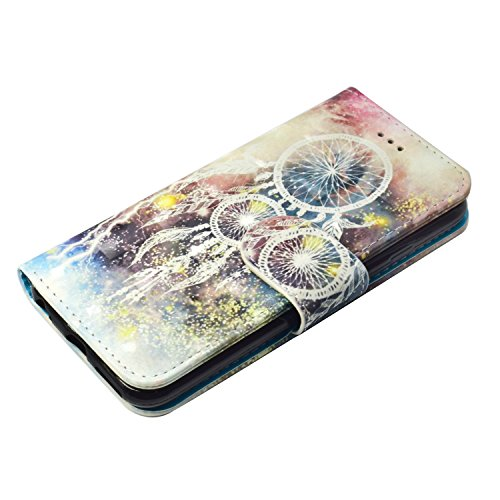 iPhone 6s Plus Custodia,iPhone 6 Plus Custodia in Pelle,Slynmax 3D Modello Copertura Folio Flip Cover PU Wallet Case Per iPhone 6s Plus / iPhone 6 Plus 5.5 Protezione Caso Ultra Sottile Colorato Prote Modello #8