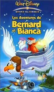 Les Aventures de Bernard et Bianca [VHS]