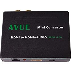 Avue Mini Converter - Functions: Video Conversion Product Category: Video Cards/Video Processing/Capturing Modules