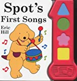 Spot's First Songs: Sound Book