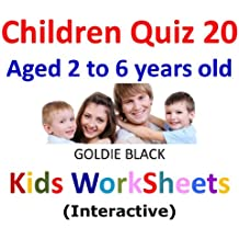 Children Quiz Book 20 : Kids Worksheets (Interactive) (English Edition)