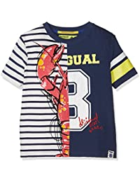 Desigual TS_Manolo, Camiseta Para Niños