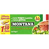 Montana - La Classica Italiana, Carne Magra In Gelatina - 140 g