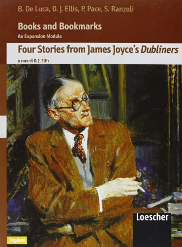 Books and bookmarks. An expansion module. Four Stories from James Joyce's Dubliners