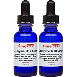 Coenzyme Q10 Serum 1 oz (2 Bottels)