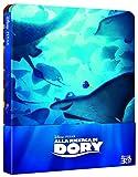 Locandina Alla ricerca di Dory (Blu-Ray 3D + 2D Steelbook)