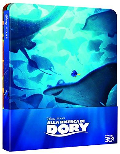 Alla ricerca di Dory (Blu-Ray 3D + 2D Steelbook)