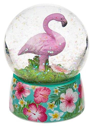 Schüttelkugel Flamingo -