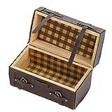 Sharplace 1:10 RC Rock Crawler Gepäckbox Aufbewahrunsbox Koffer für Axiale Scx10 90046 Cc01